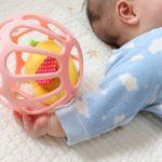 4ヶ月の赤ちゃんにおすすめのおもちゃは?
