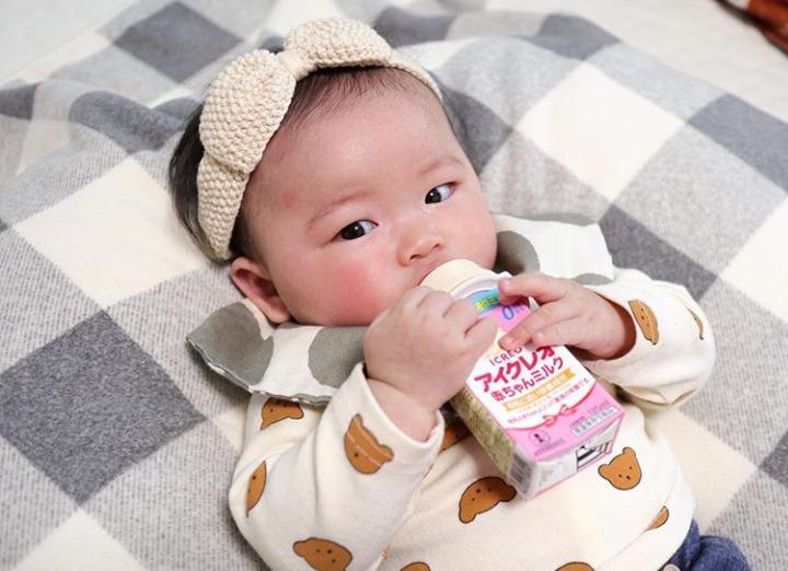 液体ミルク